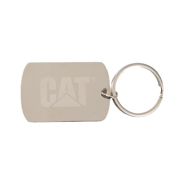 Dog Tag Keyring