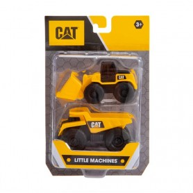 Little CAT Machines (2er Pack)