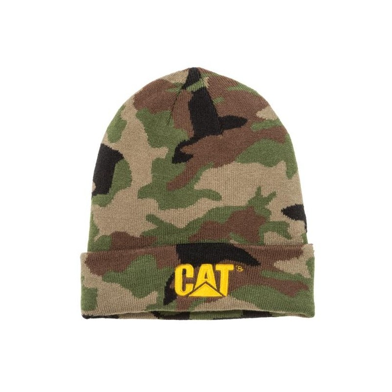 Woodland Camo CAT Mütze