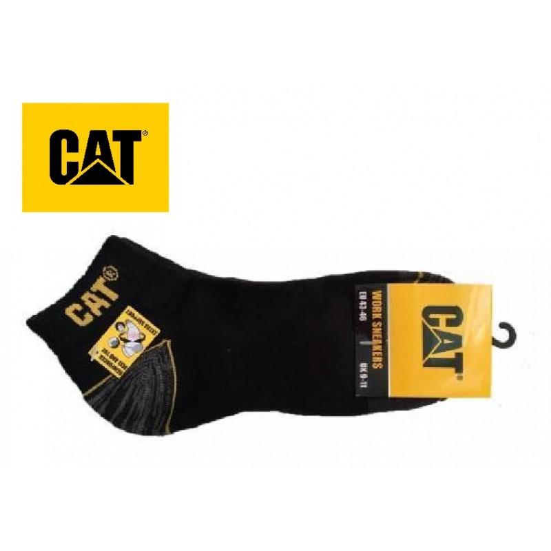 Work Sneakers CAT (3er Pack)