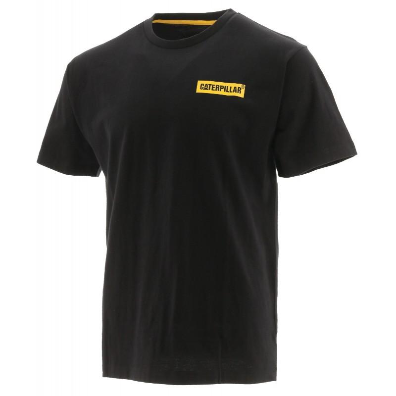 T-Shirt CAT Icon gelb